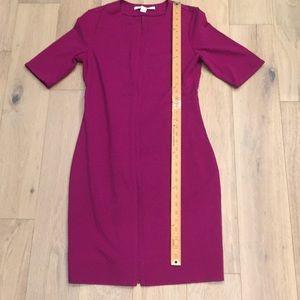 Diane Von Furstenberg Dresses - Diane von furstenberg dress size 12 zippers